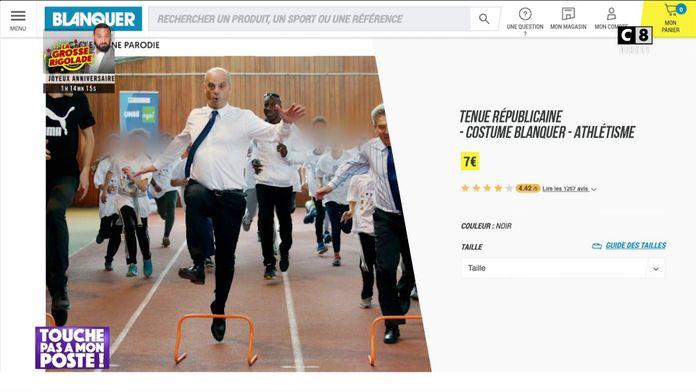 """Le JT avant le JT de Patrick Chanfray : La """"tenue républicaine"""" par Jean-Michel Blanquer"""