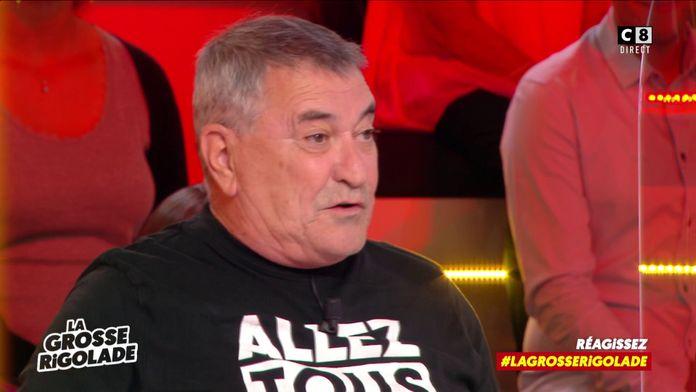 Jean-Marie Bigard fait une blague spécialement pour l'anniversaire de Cyril Hanouna