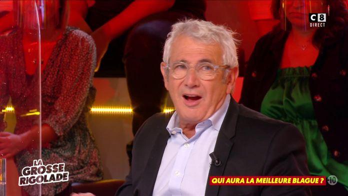 La première blague de Michel Boujenah dans LGR