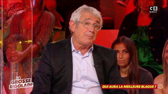 Michel Boujenah prend l'accent belge pour raconter une blague dans LGR