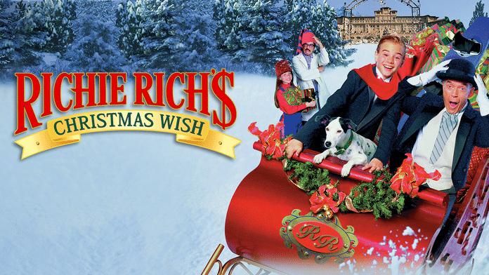Richie Rich, Meilleurs Vœux