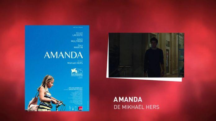 Actuellement sur Ciné+ - Amanda