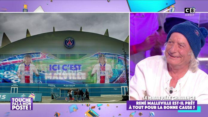 René Malleville soutiendrait-il le PSG ?