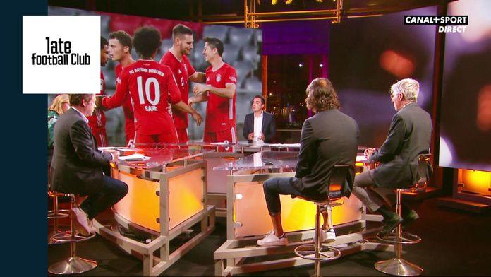 Qui peut arrêter le Bayern ? : Late Football Club