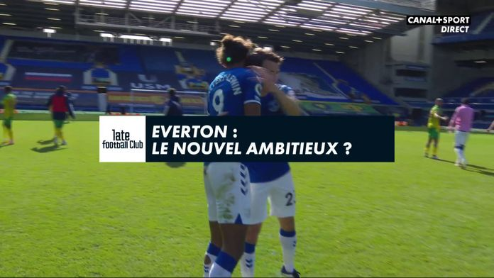 Everton, le nouvel ambitieux ? : Late Football Club