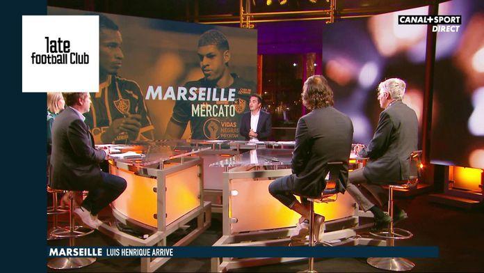 Luis Henrique, déjà un problème médical ? : Late Football Club