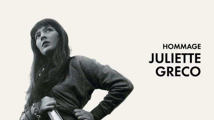 Hommage Juliette Gréco
