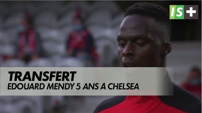 Edouard Mendy 5 ans à Chelsea : Transfert Premier League