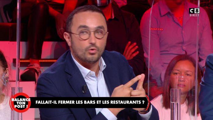 """Stéphane Manigold, restaurateur : """"On sort à peine de la première fracture !"""""""