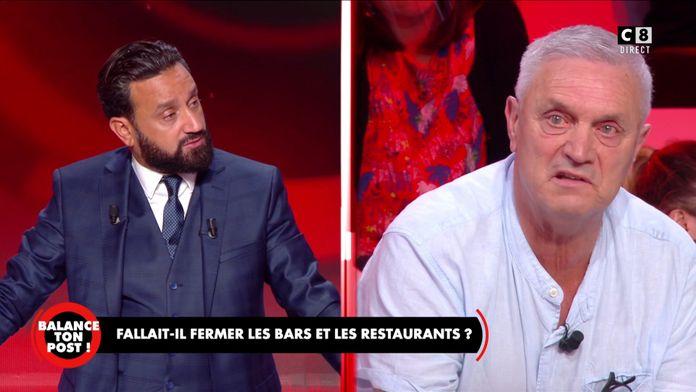 """Emmanuel Montella, restaurateur à Marseille : """"Je vais encore tenir un mois maximum"""""""