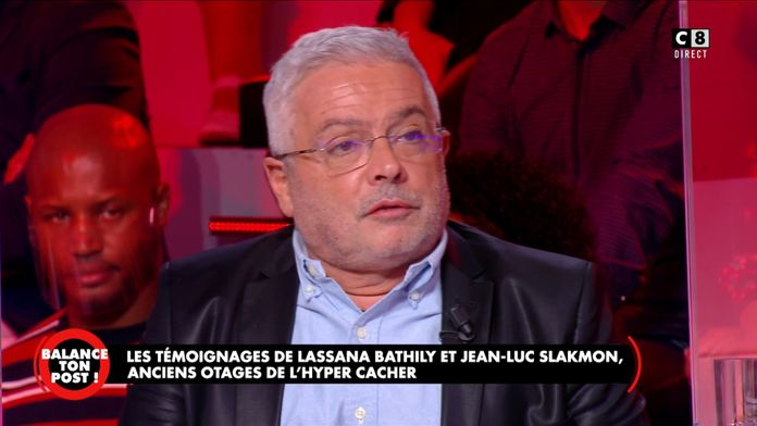 """Le témoignage poignant de Jean-Luc Slakmon, rescapé de l'hyper cacher : """"J'aurais pu y passer"""""""