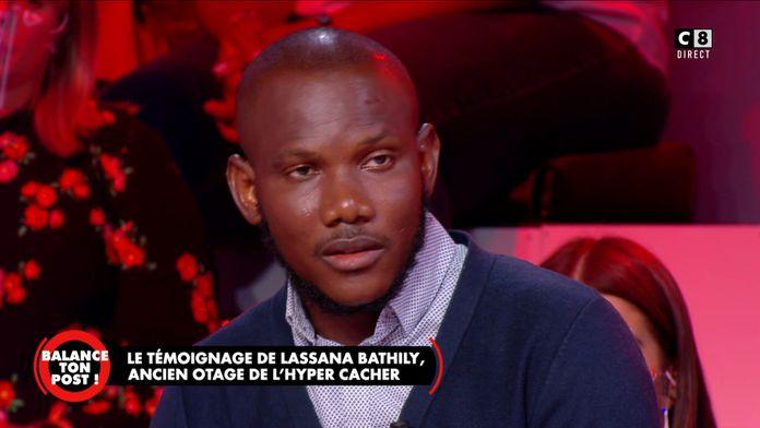 Le témoignage de Lassana Bathily, ancien otage de l'hyper cacher