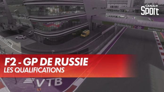 Les qualifications : Grand Prix de Russie
