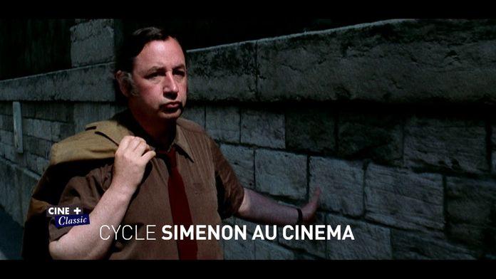 Cycle Simenon au cinéma