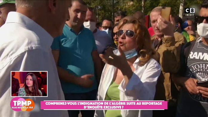 L'Algérie indignée suite à un reportage de Bernard de La Villardière