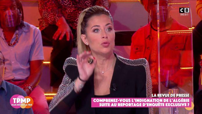 """Magali Berdah : """"Pour moi, Bernard de La Villardière n'est pas un journaliste !"""""""