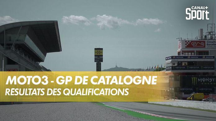 Le résultat des qualifications ! : GP de Catalogne