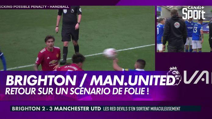 Retour sur le renversant Brighton / Manchester United ! : Premier League, 3ème journée
