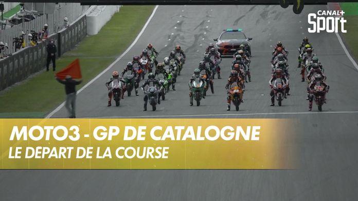 Le départ de la course ! : Moto 3