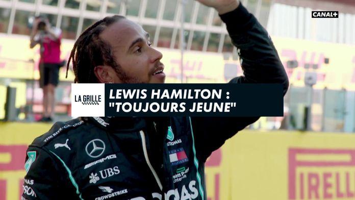 Interview exclusive avec Lewis Hamilton : Grand Prix de Russie