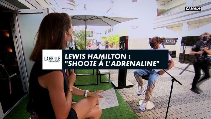 Interview exclusive (partie 2) avec Lewis Hamilton : Grand Prix de Russie