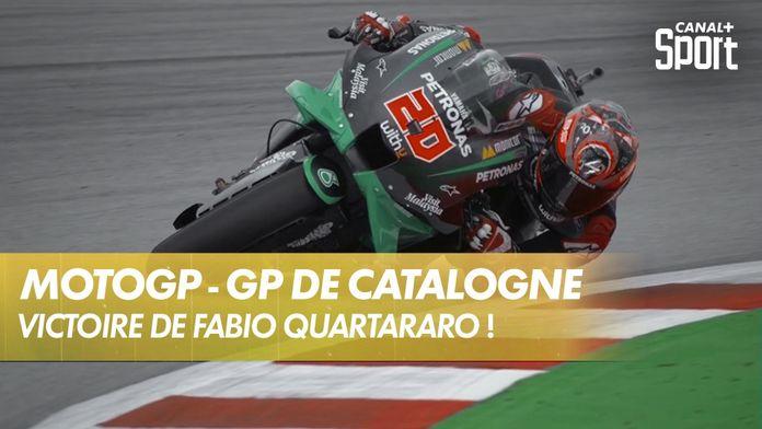 L'arrivée de Fabio Quartararo ! : MotoGP