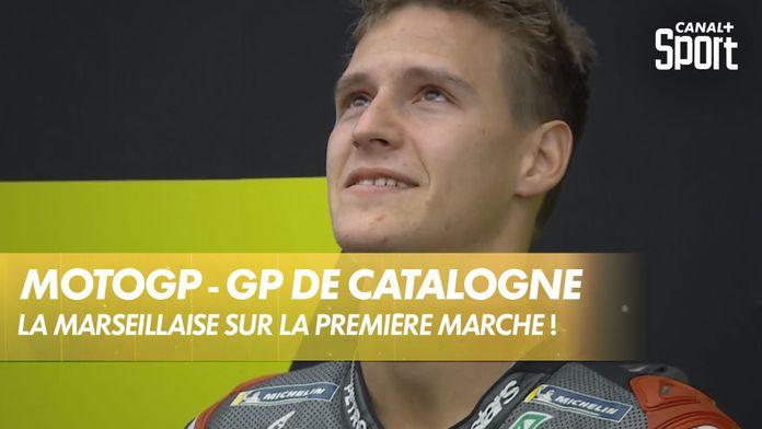 Quartararo fait résonner la Marseillaise à Barcelone ! : MotoGP