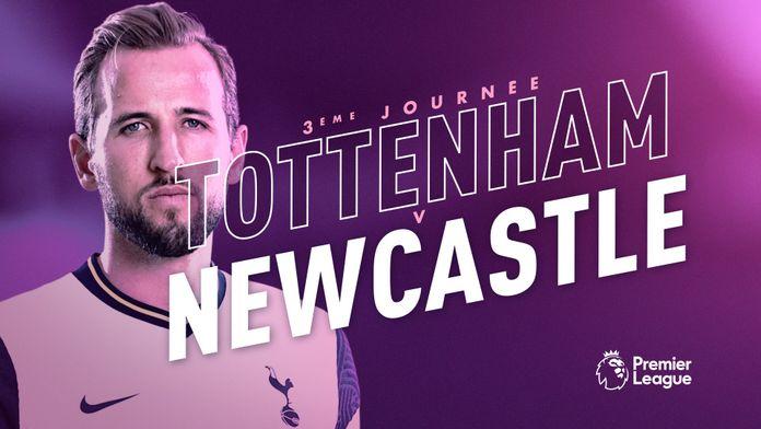 Le résumé de Tottenham - Newcastle : Premier League