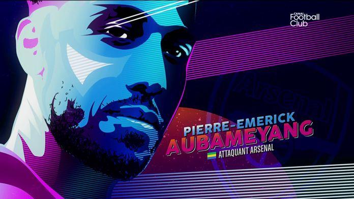 """""""Le titre, on y croit"""" : interview de Pierre-Emerick Aubameyang : Canal Football Club"""