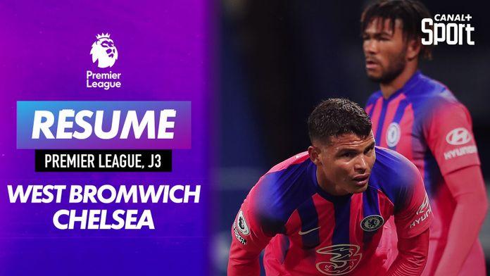 Le résumé de West Bromwich - Chelsea en VO : Premier League