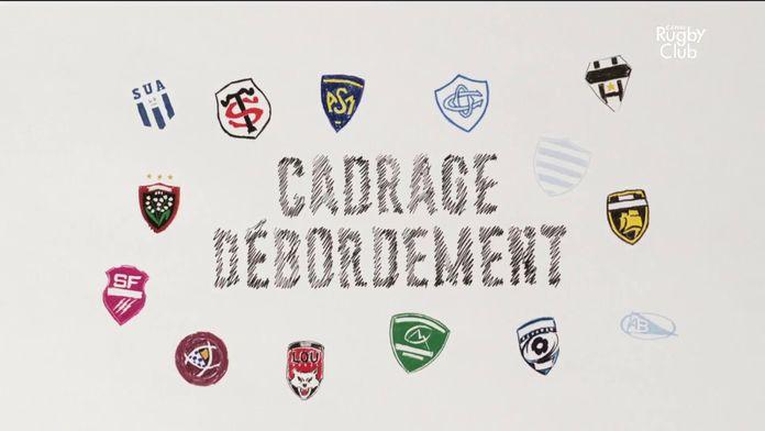 """Cadrage Débordement"" du 27/09 : Canal Rugby Club"