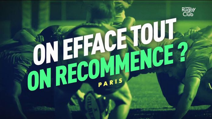 Stade Français : on efface tout et on recommence ? : Canal Rugby Club