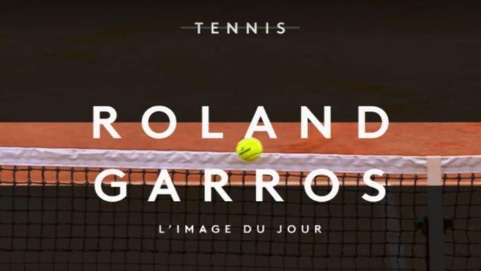 Image du jour: Roland Garros