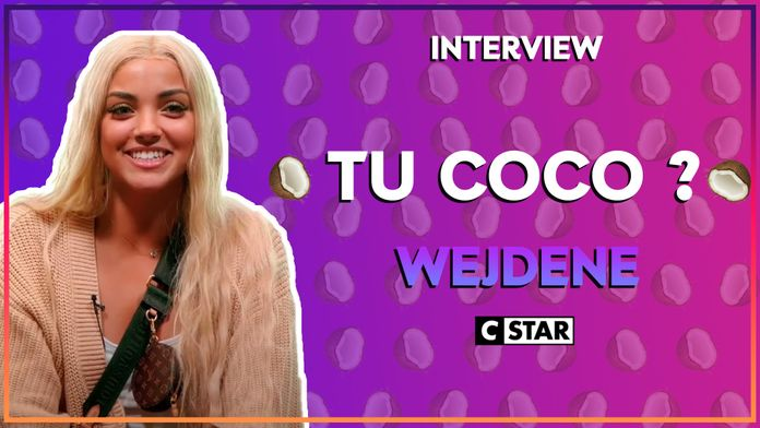 On a demandé à Wejdene si elle connaissait les paroles de Jolie Nana ! | Interview Tu Coco