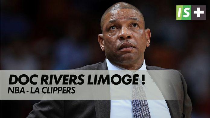 Doc Rivers n'est plus l'entraîneur des Los Angeles Clippers : NBA - LA Clippers