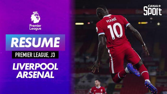 Le résumé de Liverpool - Arsenal en VO : Premier League