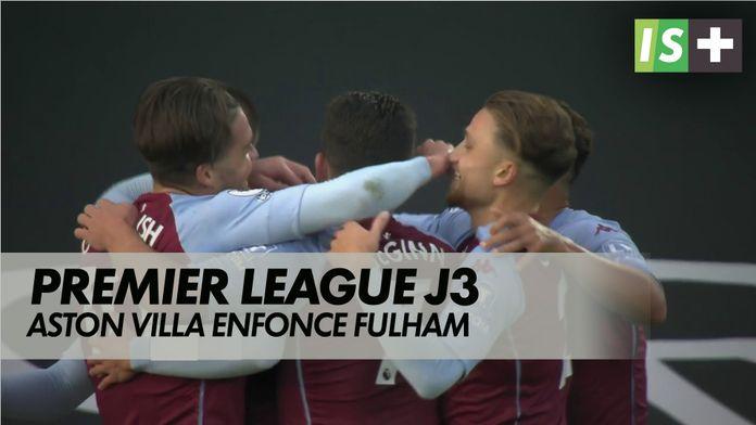 Aston Villa enfonce Fulham : Premier League : Fulham 0 - 3 Aston Villa