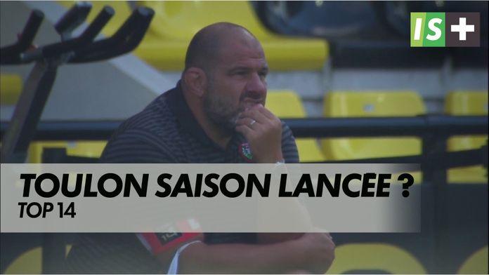 Toulon, saison lancée ? : Top 14