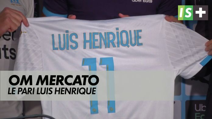 Le pari Luis Henrique : Marseille - Transfert