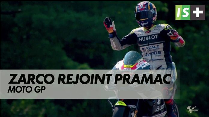 Zarco chez Pramac la saison prochaine : MotoGP