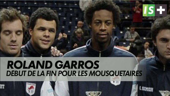 Les mousquetaires, le début de la fin ? : Roland Garros - 1er tour