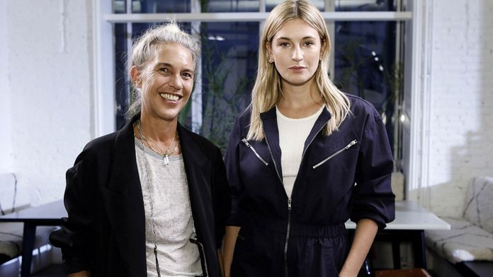 Fashion Portrait - Isabel Marant