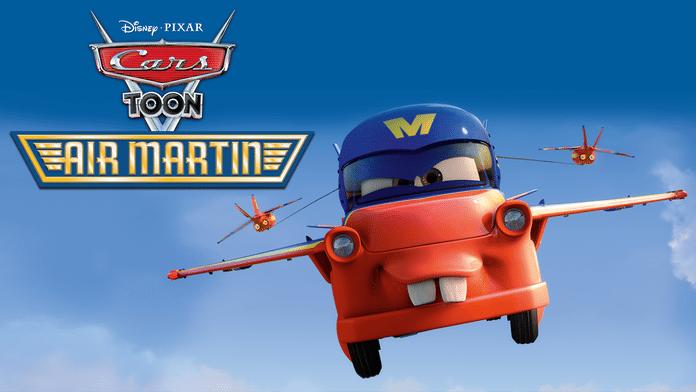 Cars Toon: Air Martin