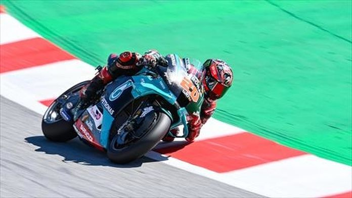 Essais libres 4 des Moto GP