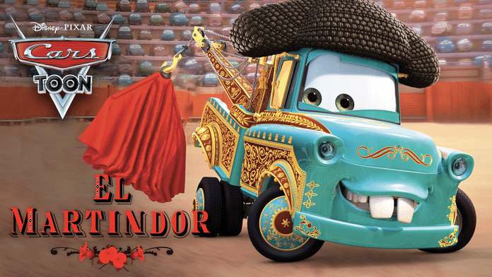 Cars Toon : El Martindor
