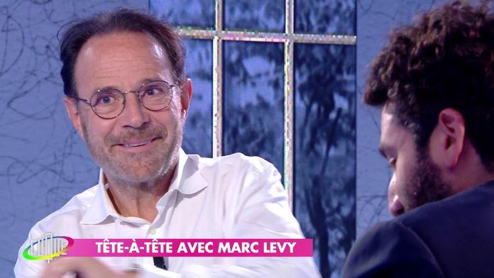 Tête-à-tête avec Marc Levy