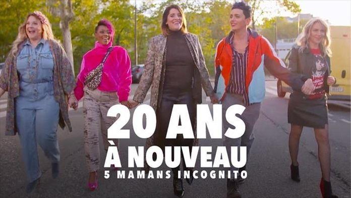20 ans à nouveau : 5 mamans incognito