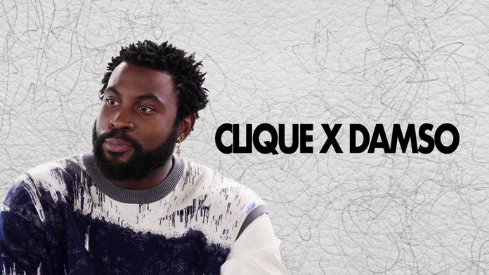 Clique X Damso