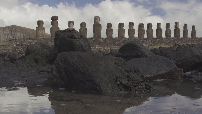 Anciens bâtisseurs : L'île de Pâques