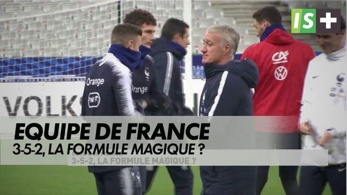 3-5-2 la formule magique ? : Equipe de France